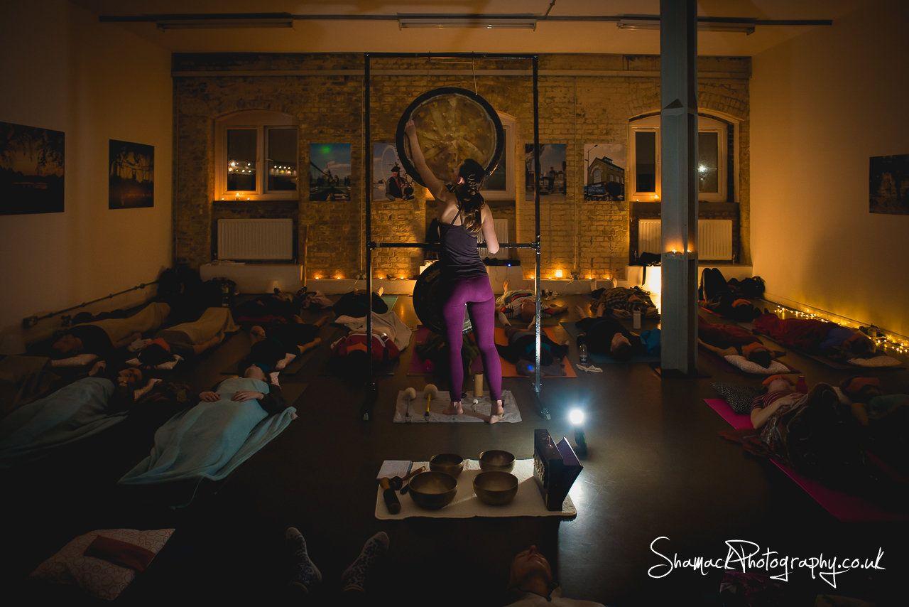 Barking Yoga & Gong Group