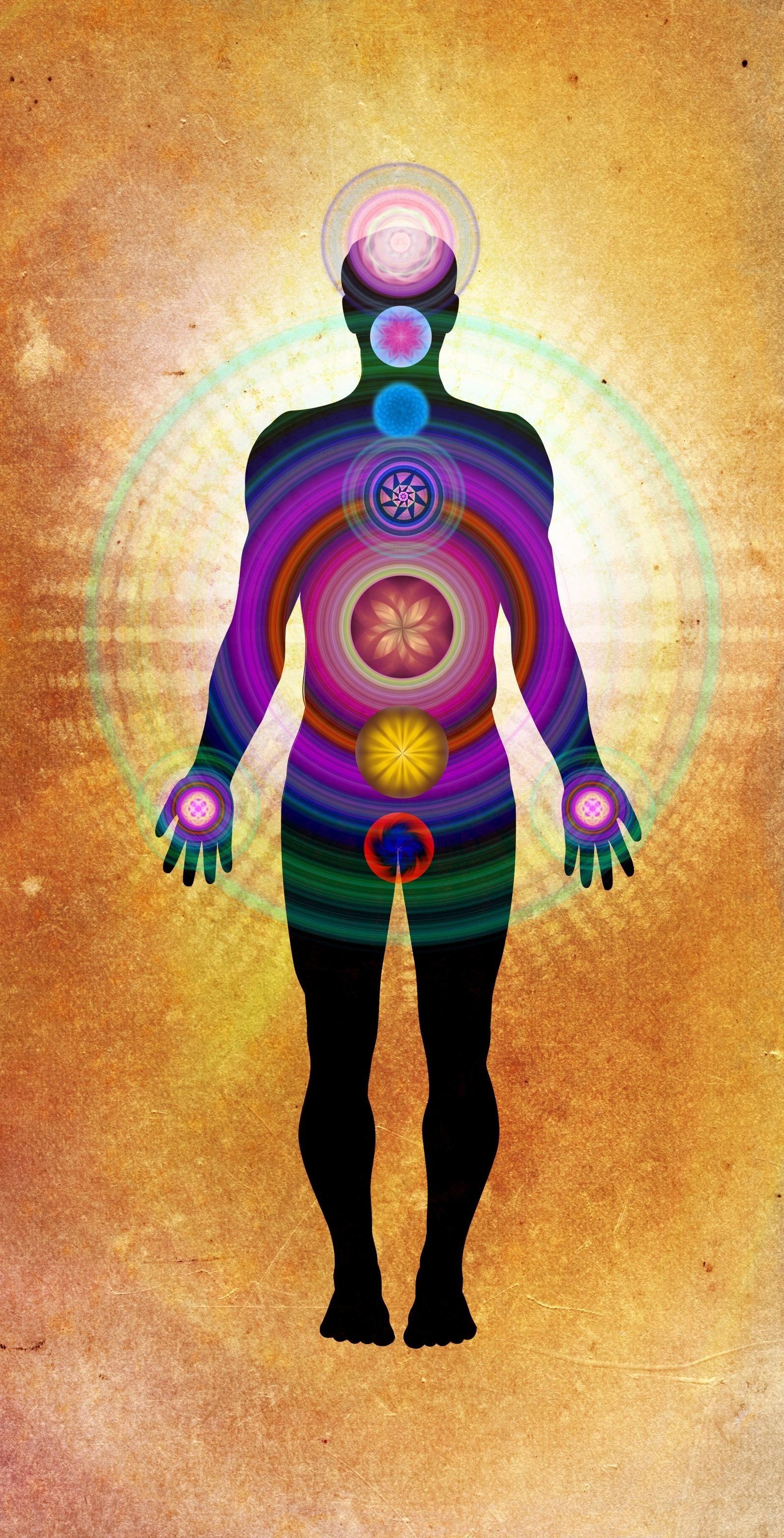 Aura Clearing Chakra Balancing Energy Healing