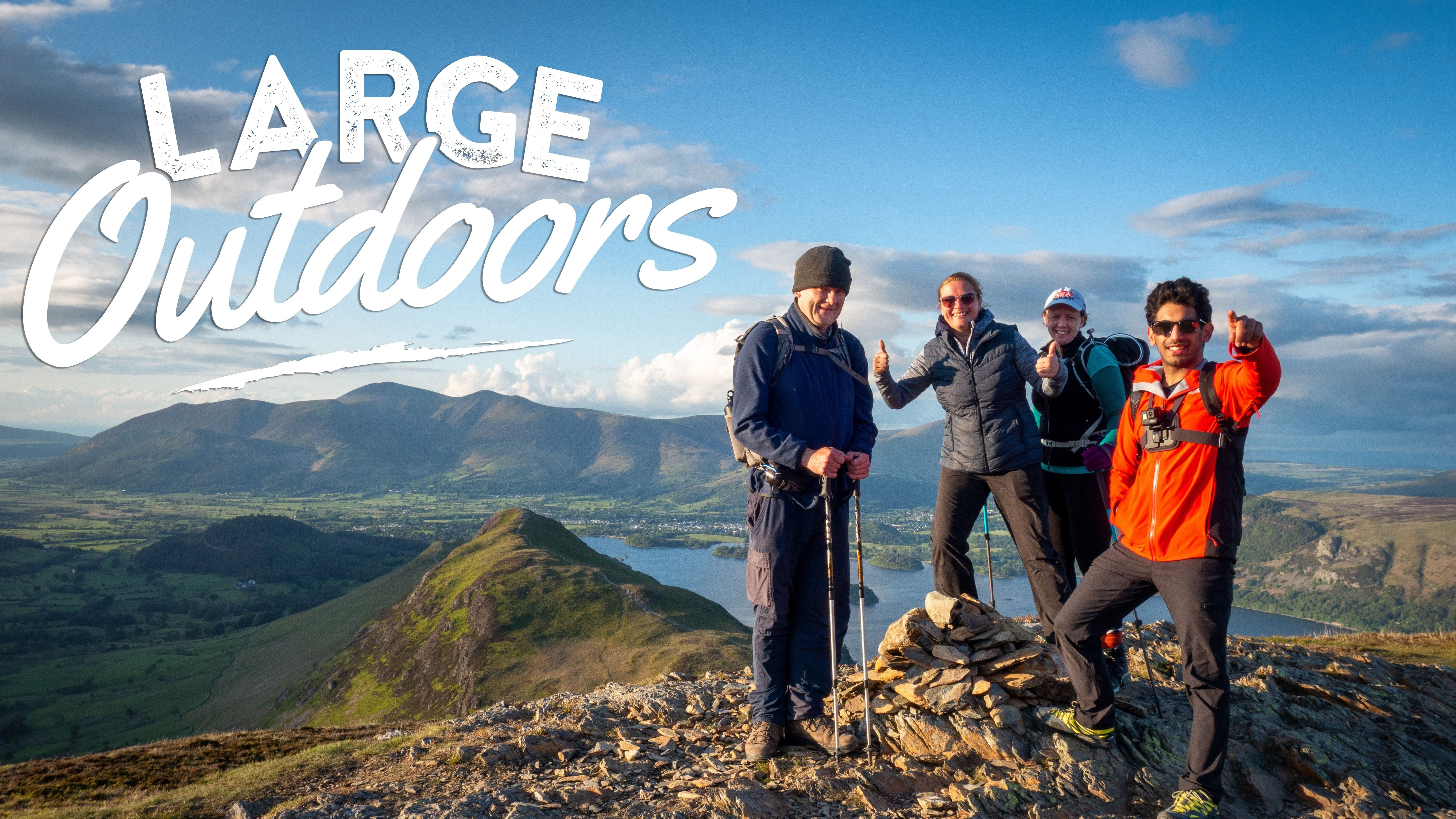 Large Outdoors - Social Weekends & Adventures - South Coast