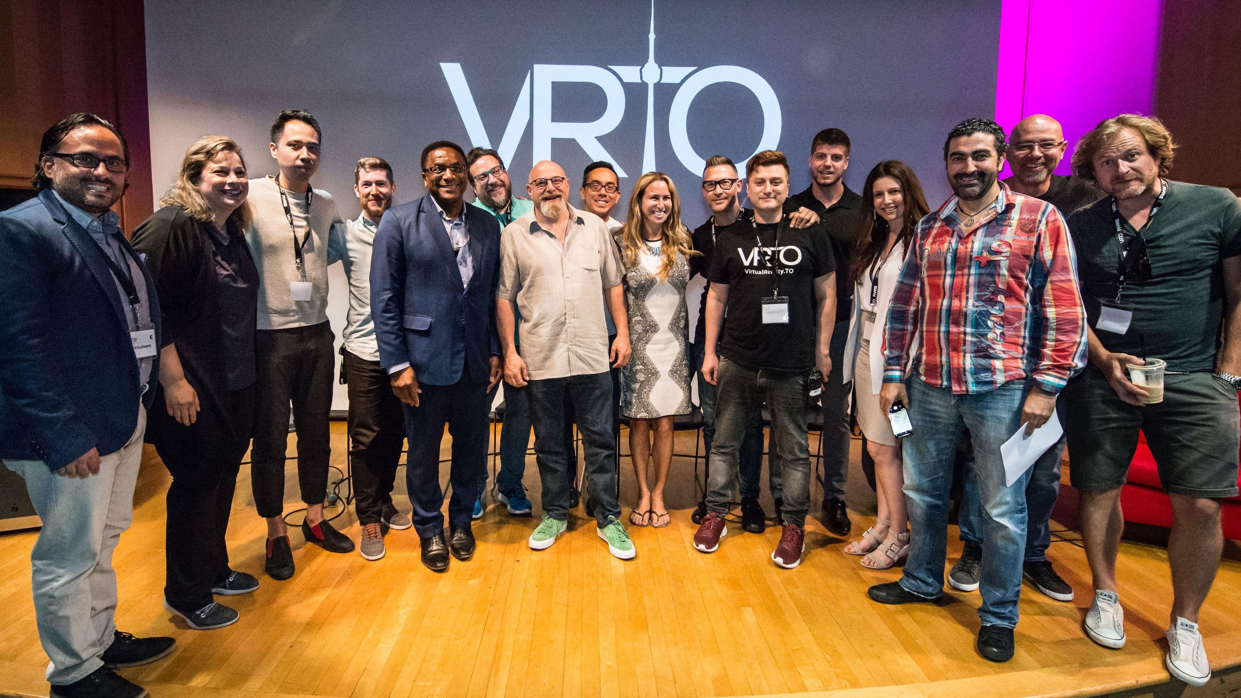 VRTO ( Virtual Reality Toronto ) #VRToronto