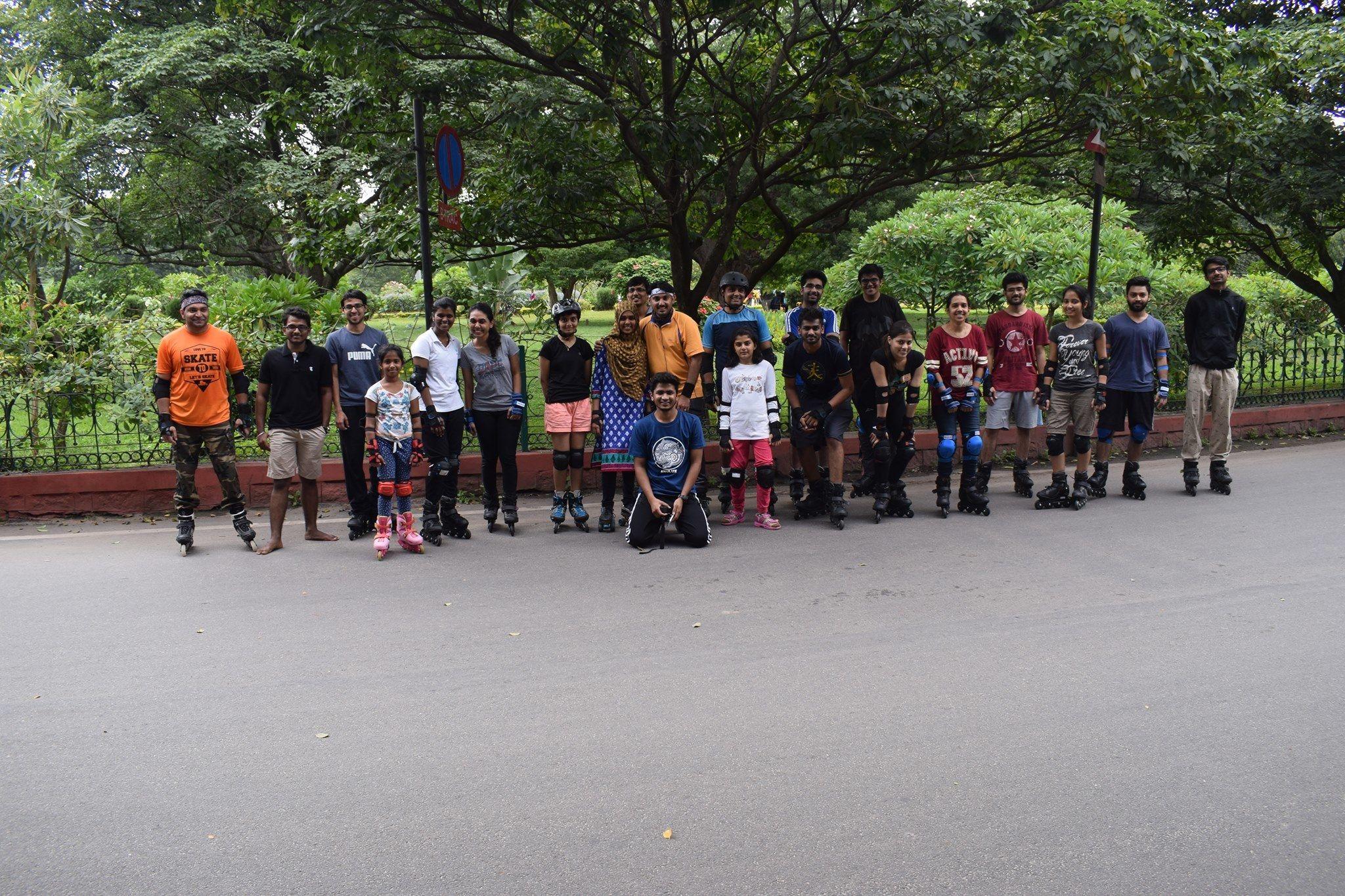 Bengaluru Skaters