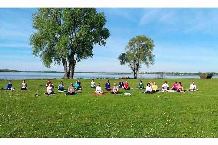 Madison Outdoor Yoga
