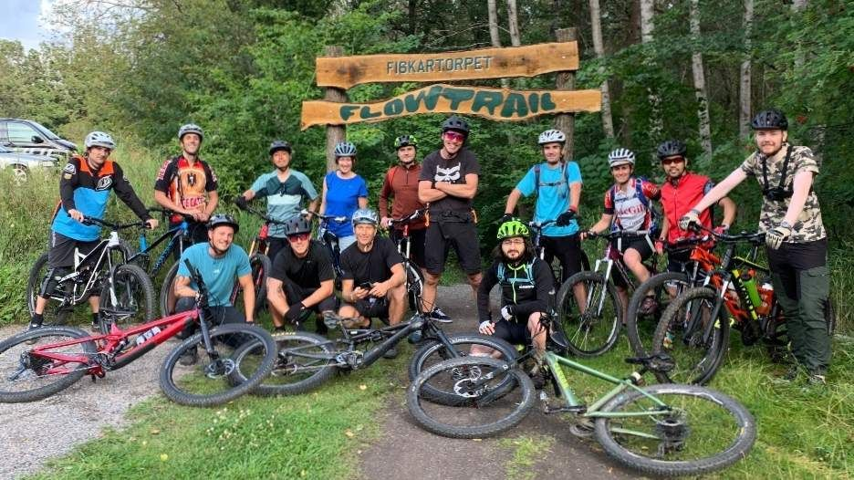 SMBA - The Stockholm Mountain Bike Association