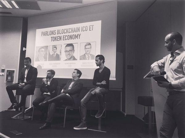 Blockchain Innovation by StartupToken - Paris