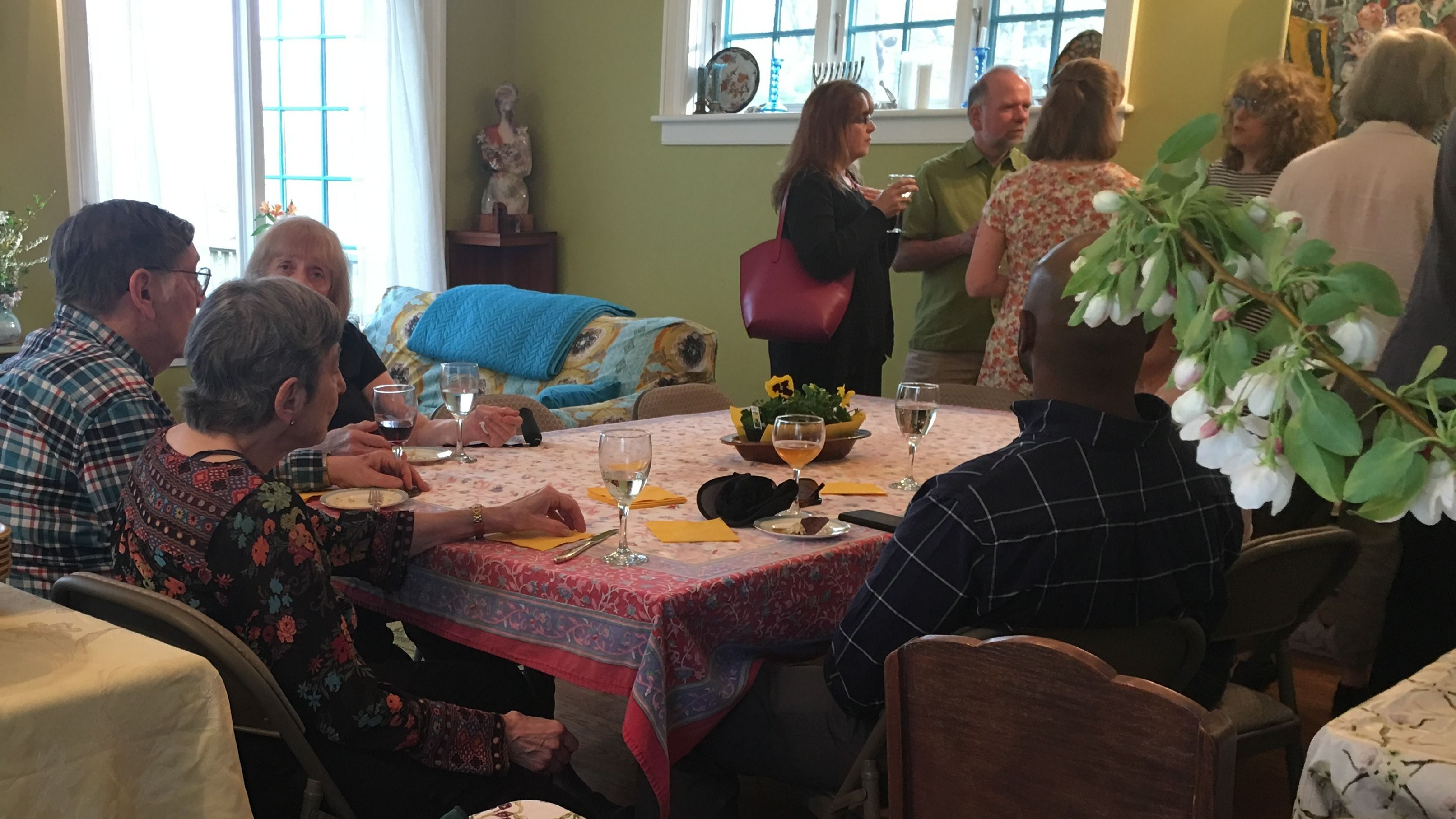 Volunteer Day and Vegan Lunch at Catskill Animal Sanctuary