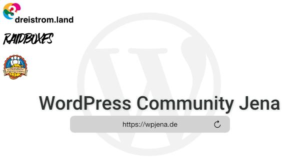 WordPress Meetup Jena