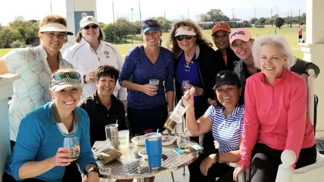 LPGA Amateur Golf Association - Austin TX