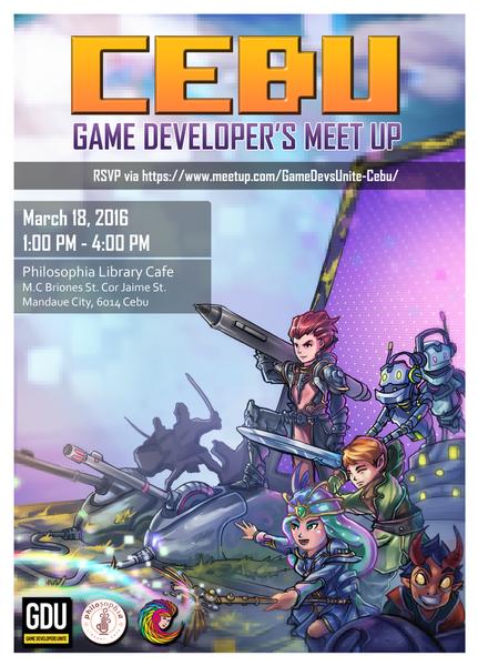 Cebu Game Dev (Cebu, Philippines) | Meetup