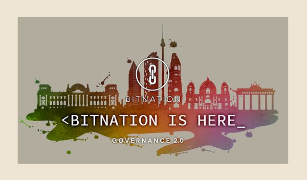 BitNation: Recent Advances in Cryptocurrency See Basic ...