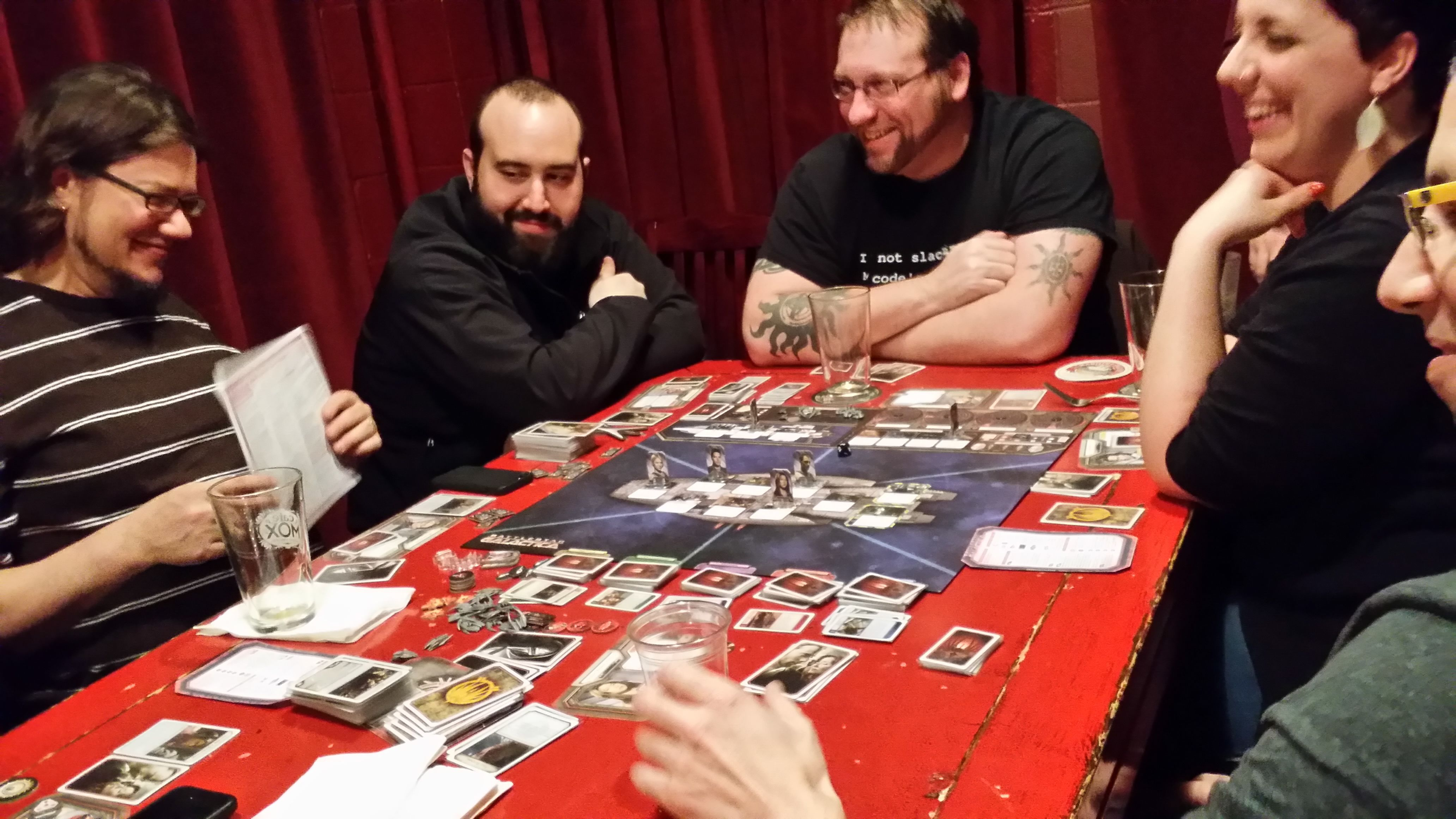 Red Door Board Games Beer Geeks 29 Oct 2018