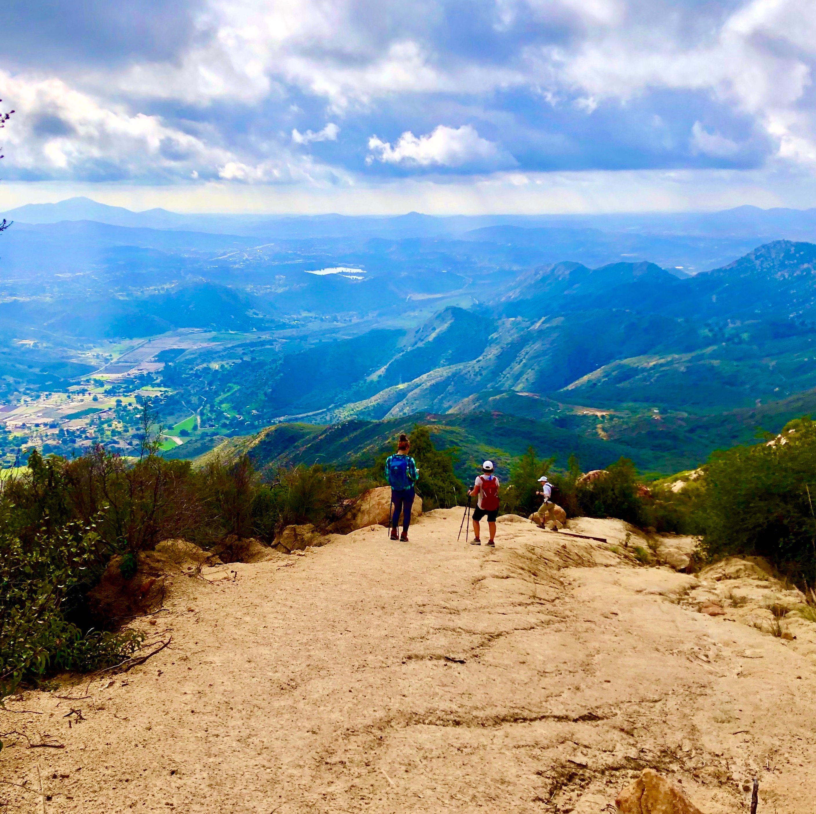 SoCal Women's Hiking