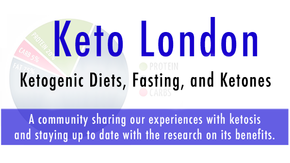 Keto London: Ketogenic Diet, Fasting and Ketones Meetup