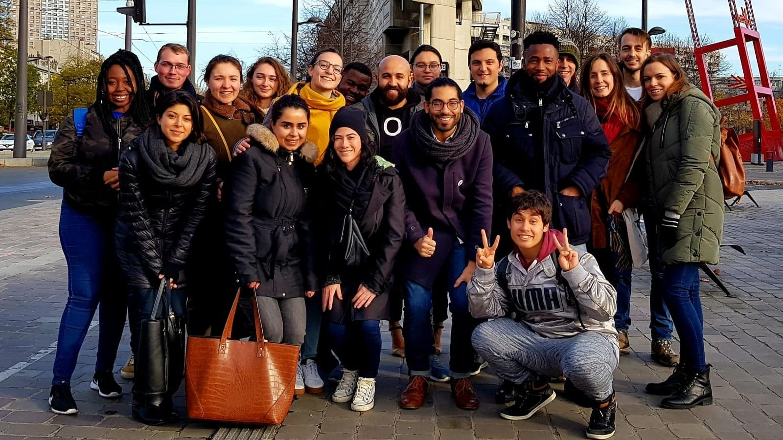 Serve the City Paris: Volunteer & Socialize with Expats!