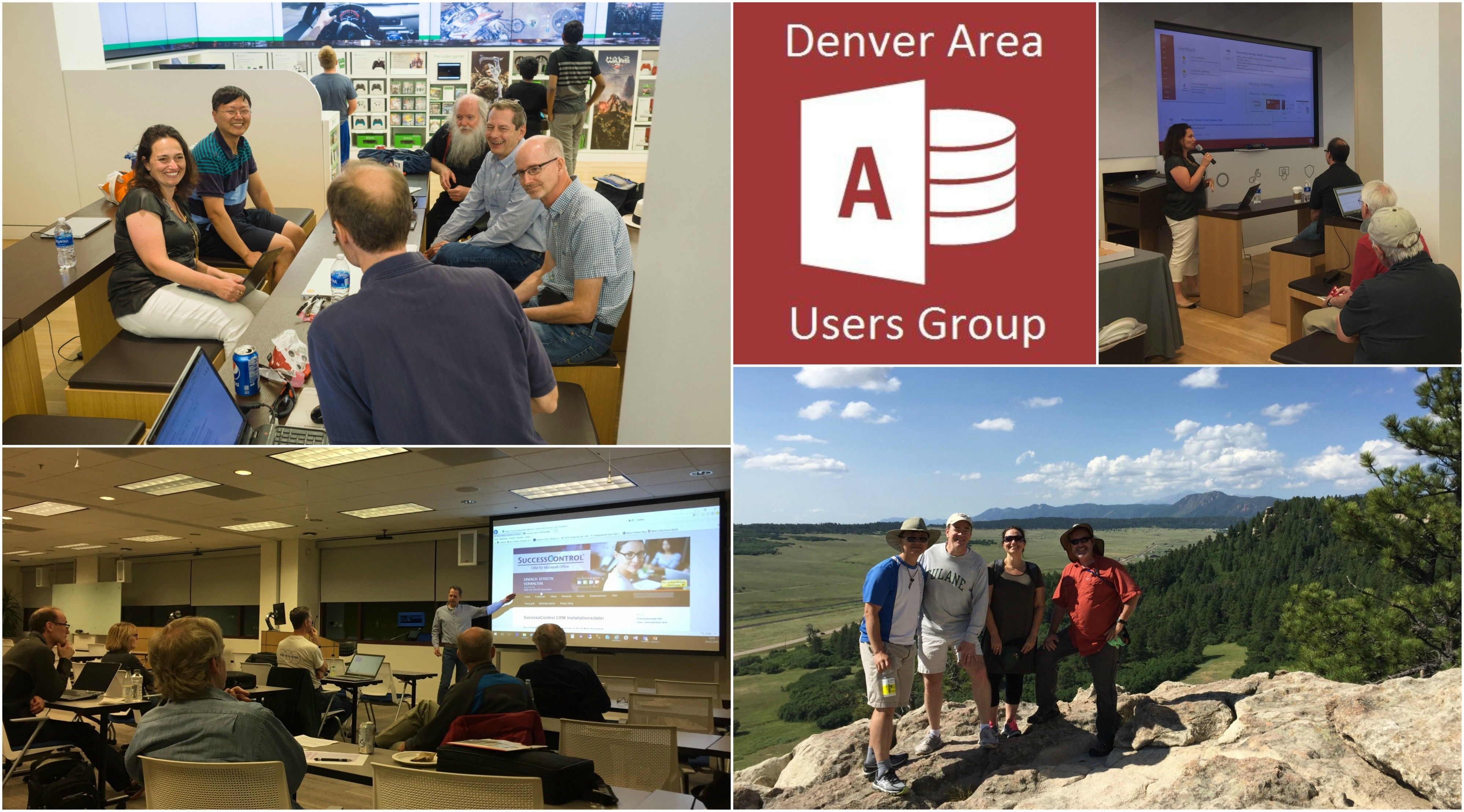 Denver Area Microsoft Access Users Group