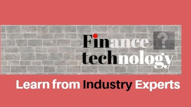 FinTech. Learn from Industry Experts in Finance & Technology