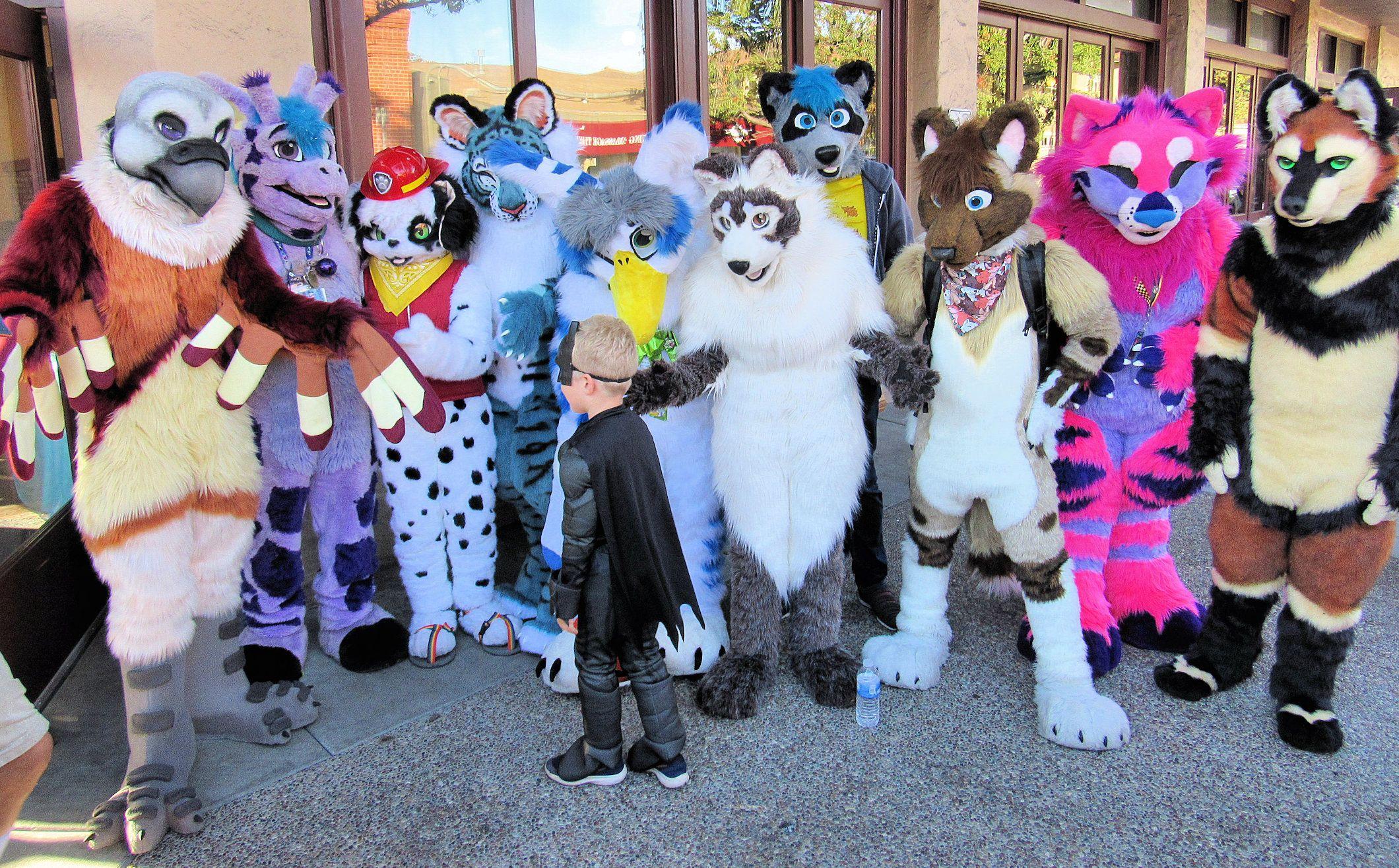 The Bay Area Furries Meetup Group