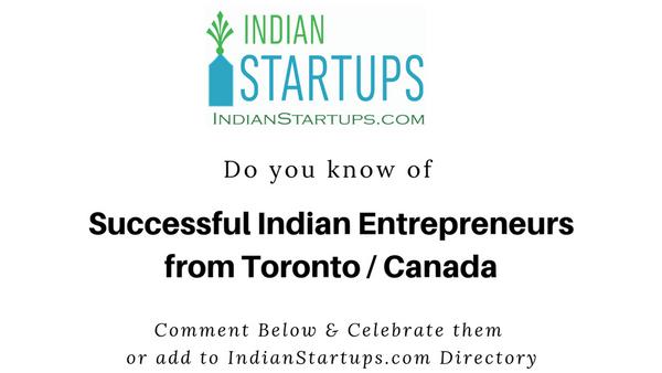 successful indians in canada