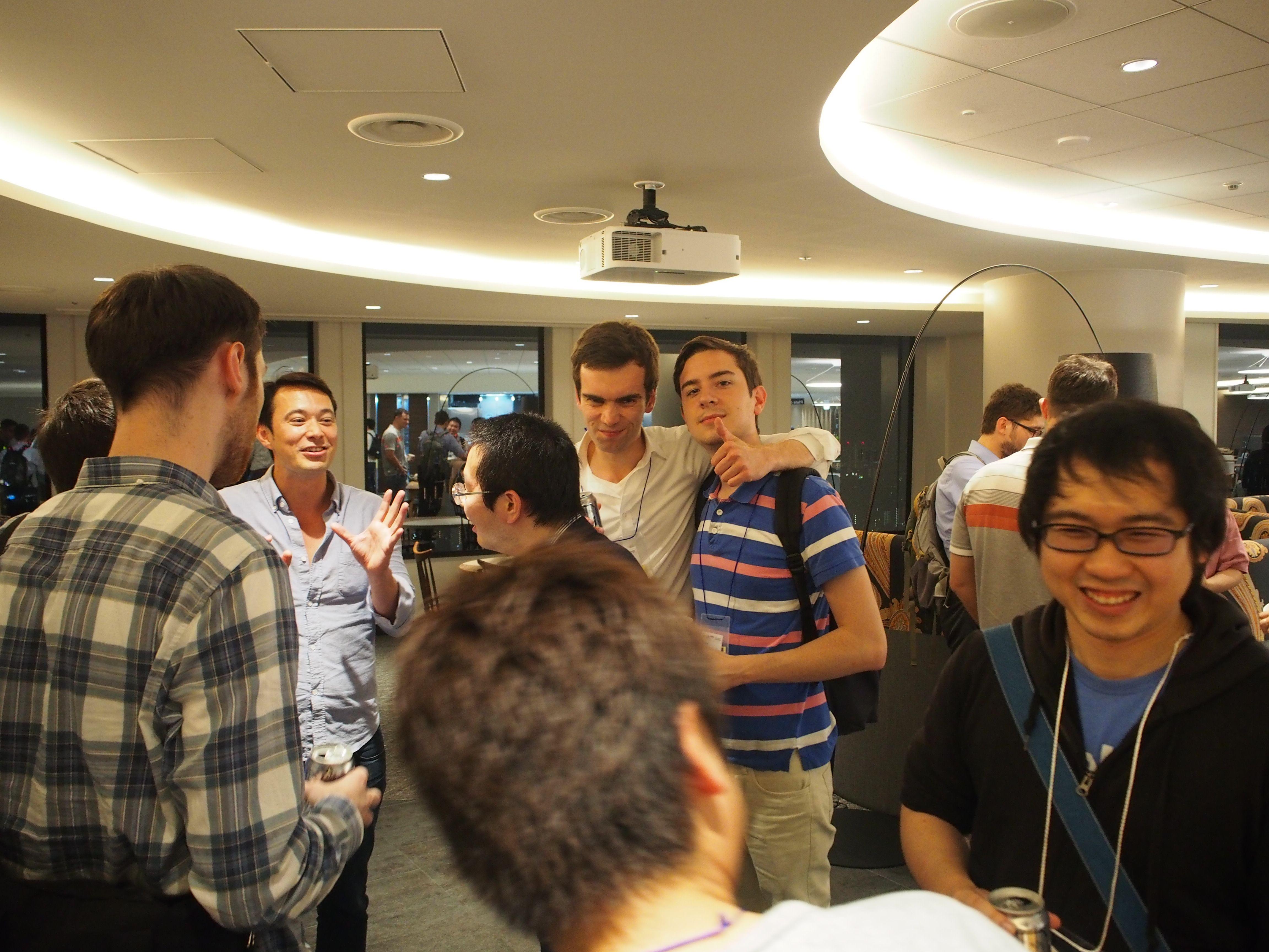 Tokyo Machine Learning Society