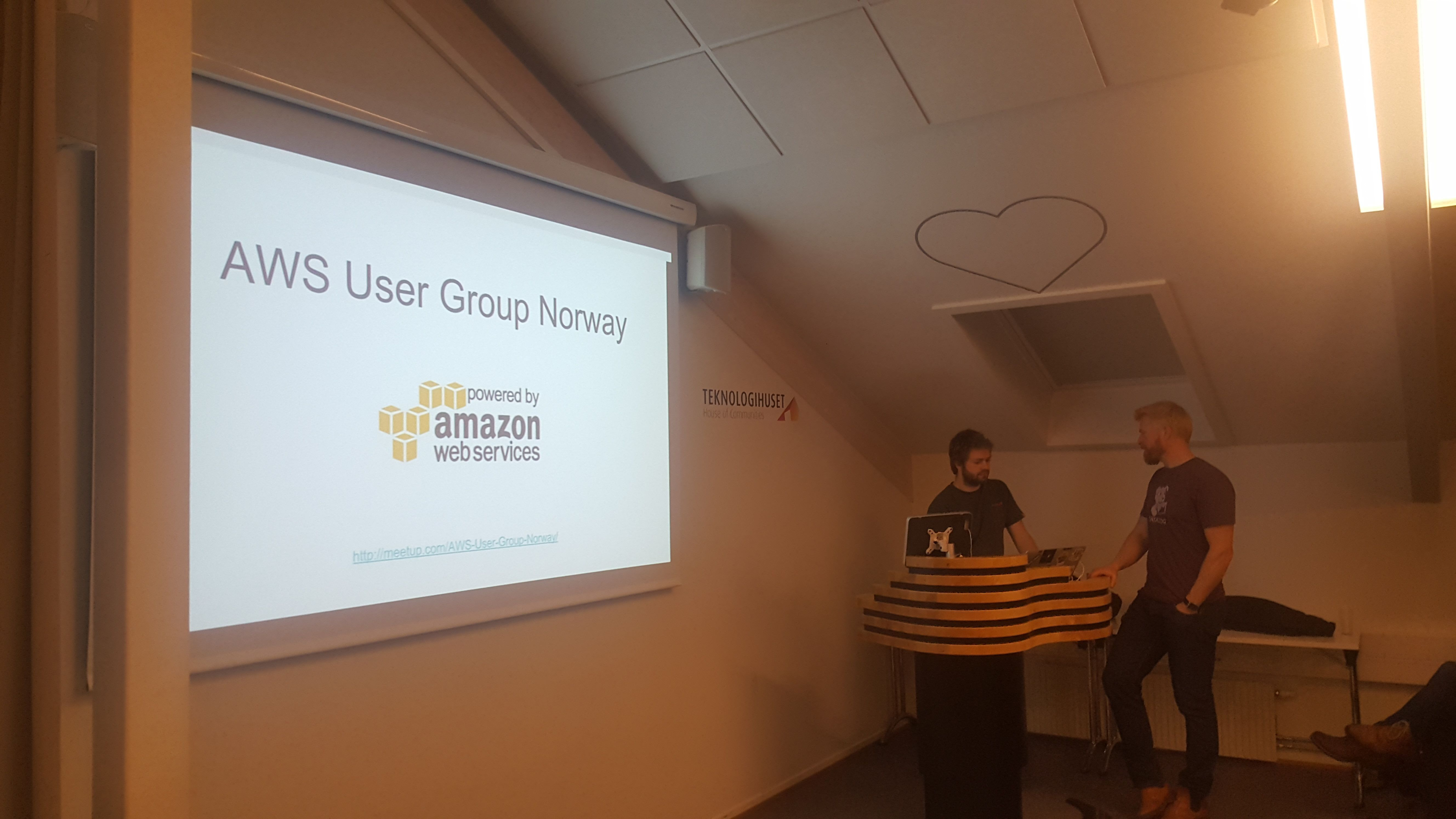 AWS User Group Oslo (Norway)