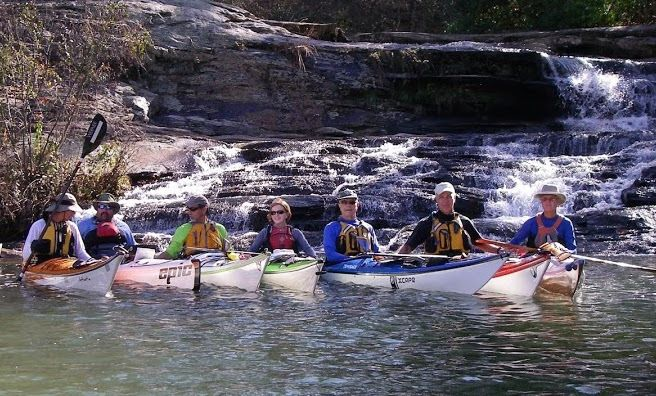 The Greenville Sea Kayakers