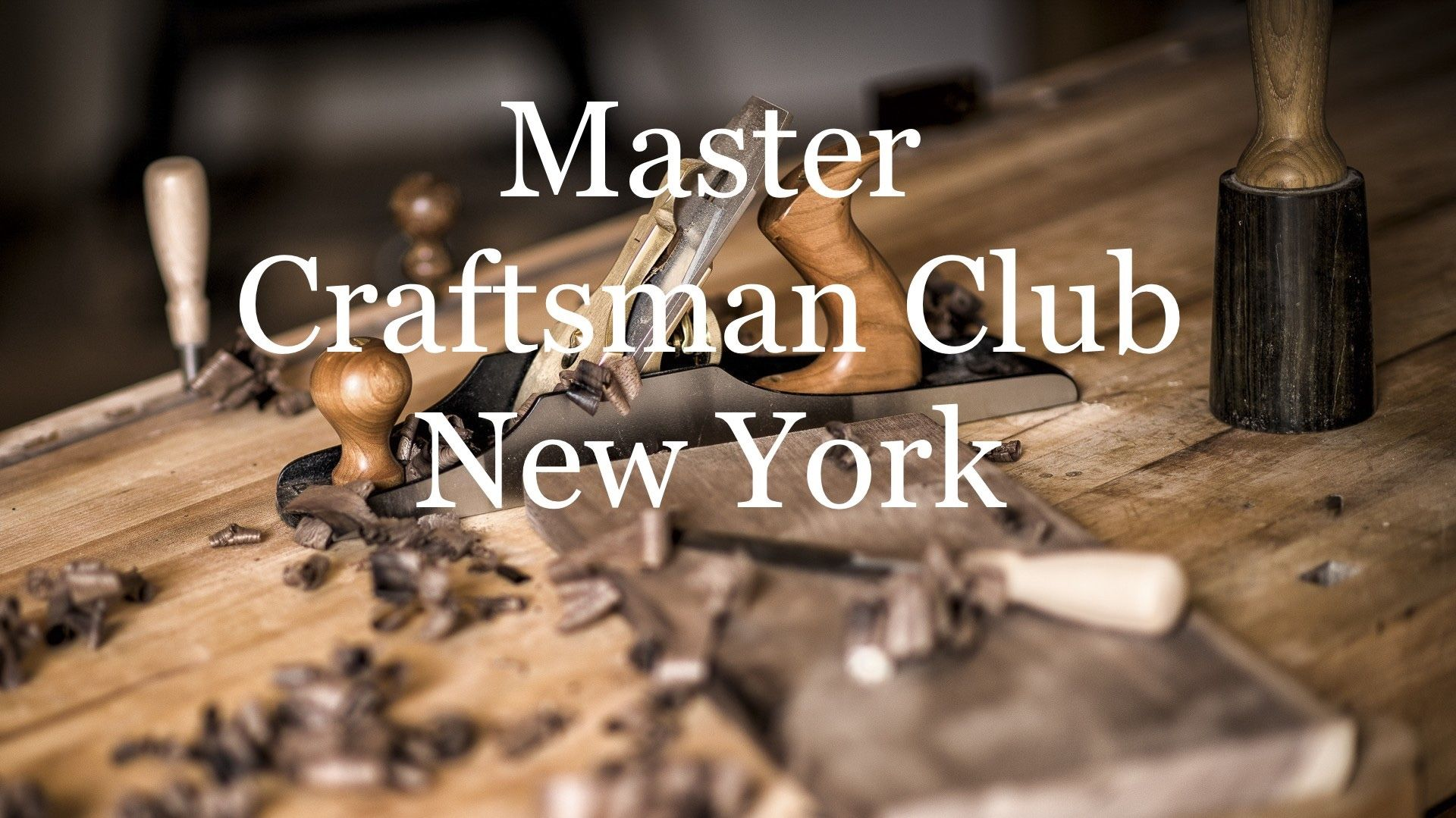 Master Craftsman Club Woodworking/Metalworking New York
