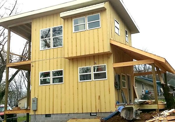 tiny house community sneak peek at richmond orchard in knoxville meetup. Black Bedroom Furniture Sets. Home Design Ideas