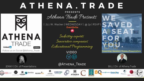 Athena.Trade Presents - cover