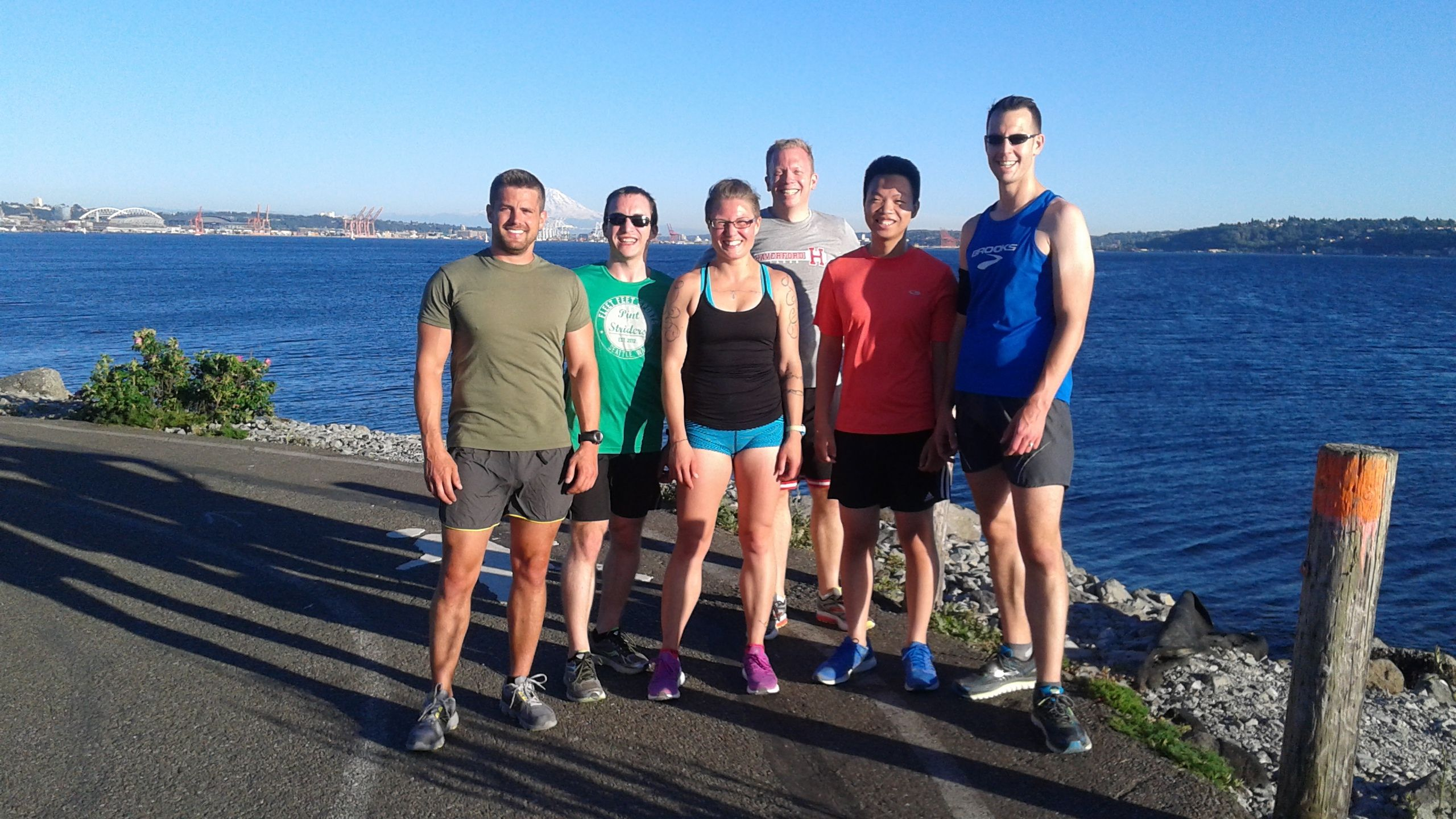 Seattle Sound Runners