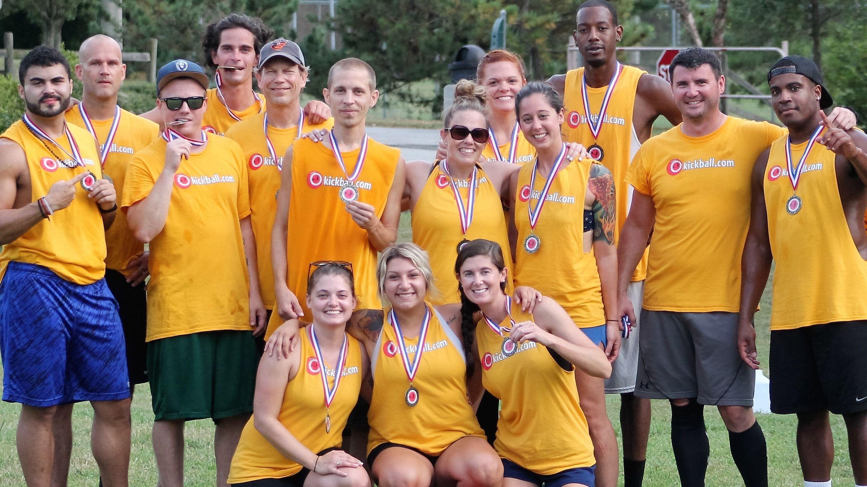 Hampton Roads Co-ed Adult Kickball Meetup