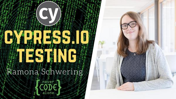 Cypress IO Website Testing Shopware Ecommerce Live Coding NCAMeetup