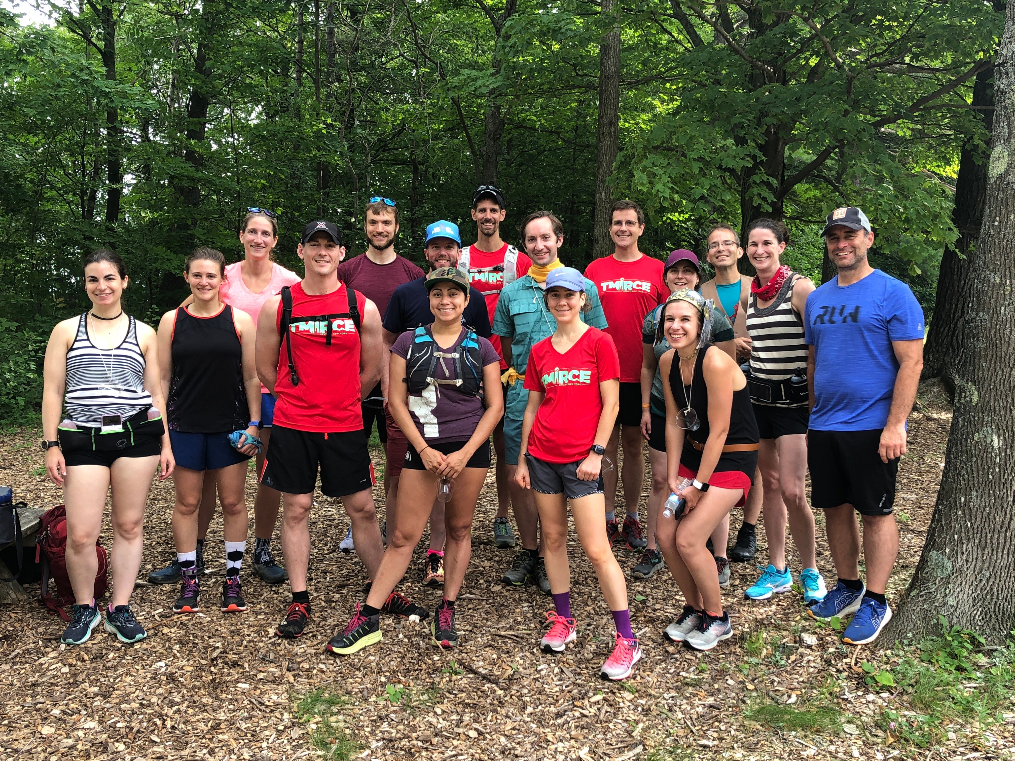 The Most Informal Running Club, Ever (TMIRCE): Upstate