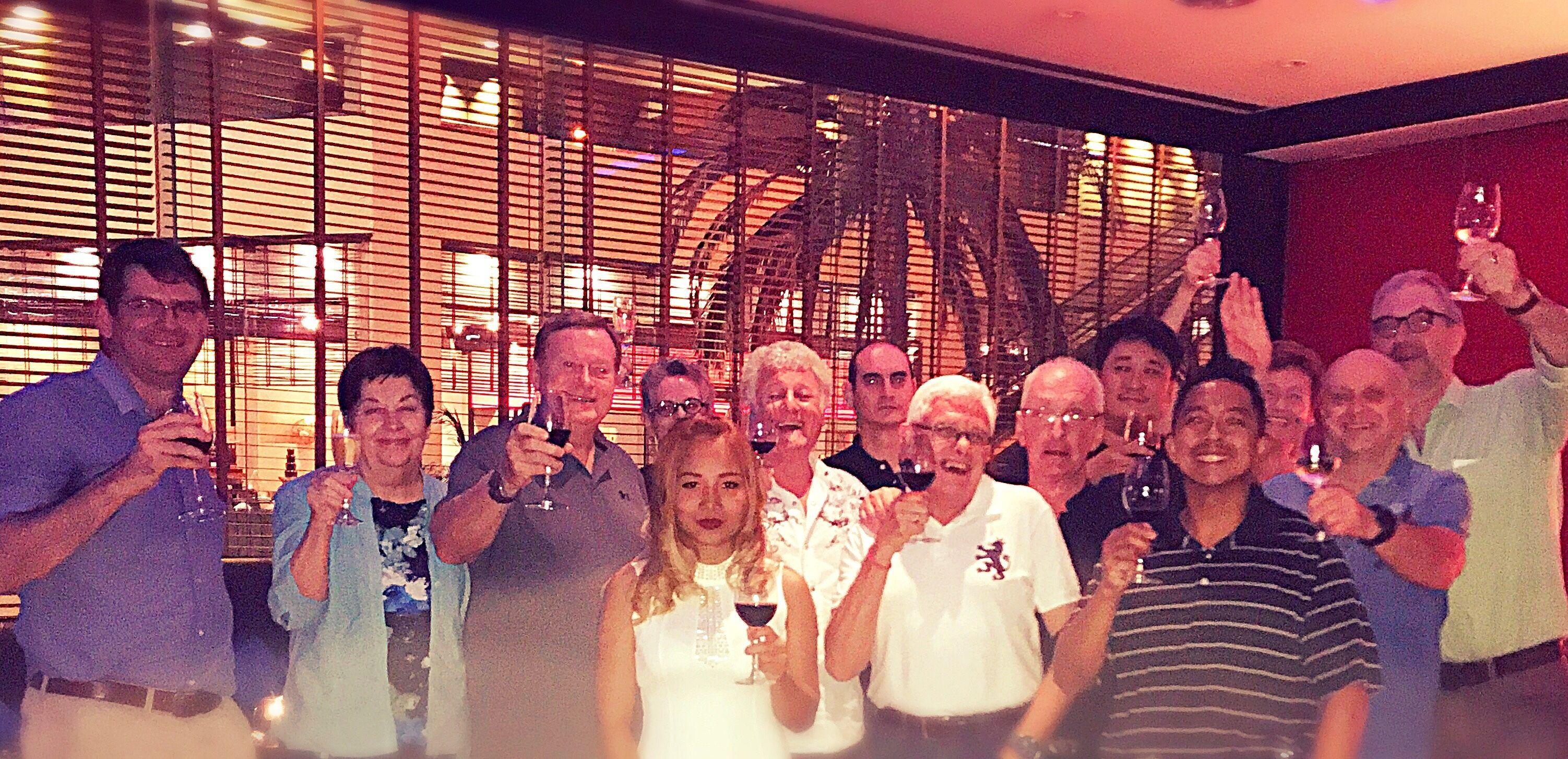 The Bangkok Wine Club