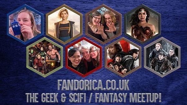Fandorica - The Geek & Sci-Fi/Fantasy Meetup
