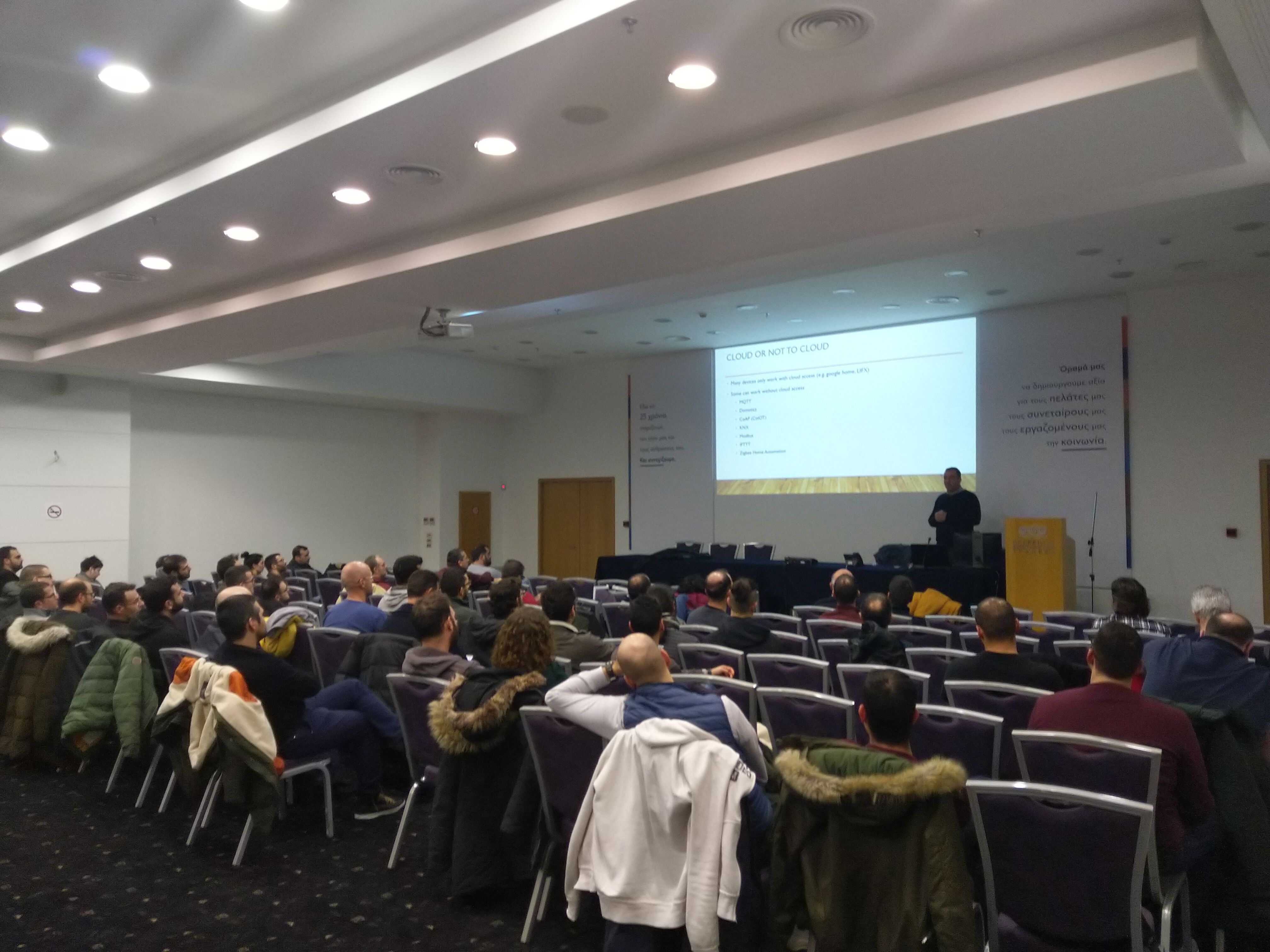 DevStaff: A developer community in Crete
