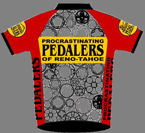 Procrastinating Pedalers of Reno-Tahoe