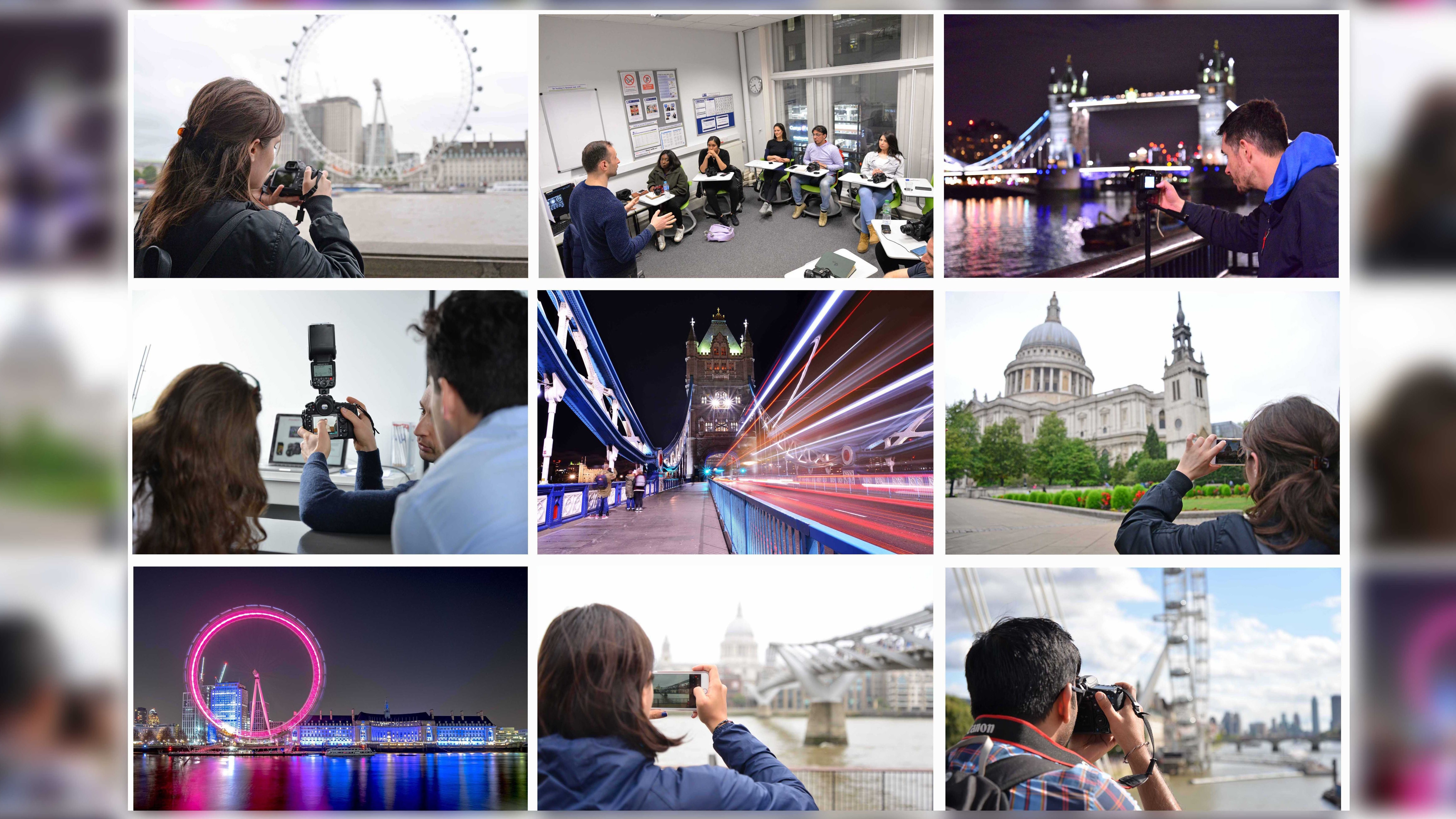 Become a Pro Photographer or Start an exciting New Hobby!