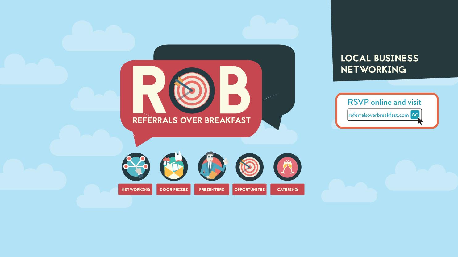 Referrals over Breakfast