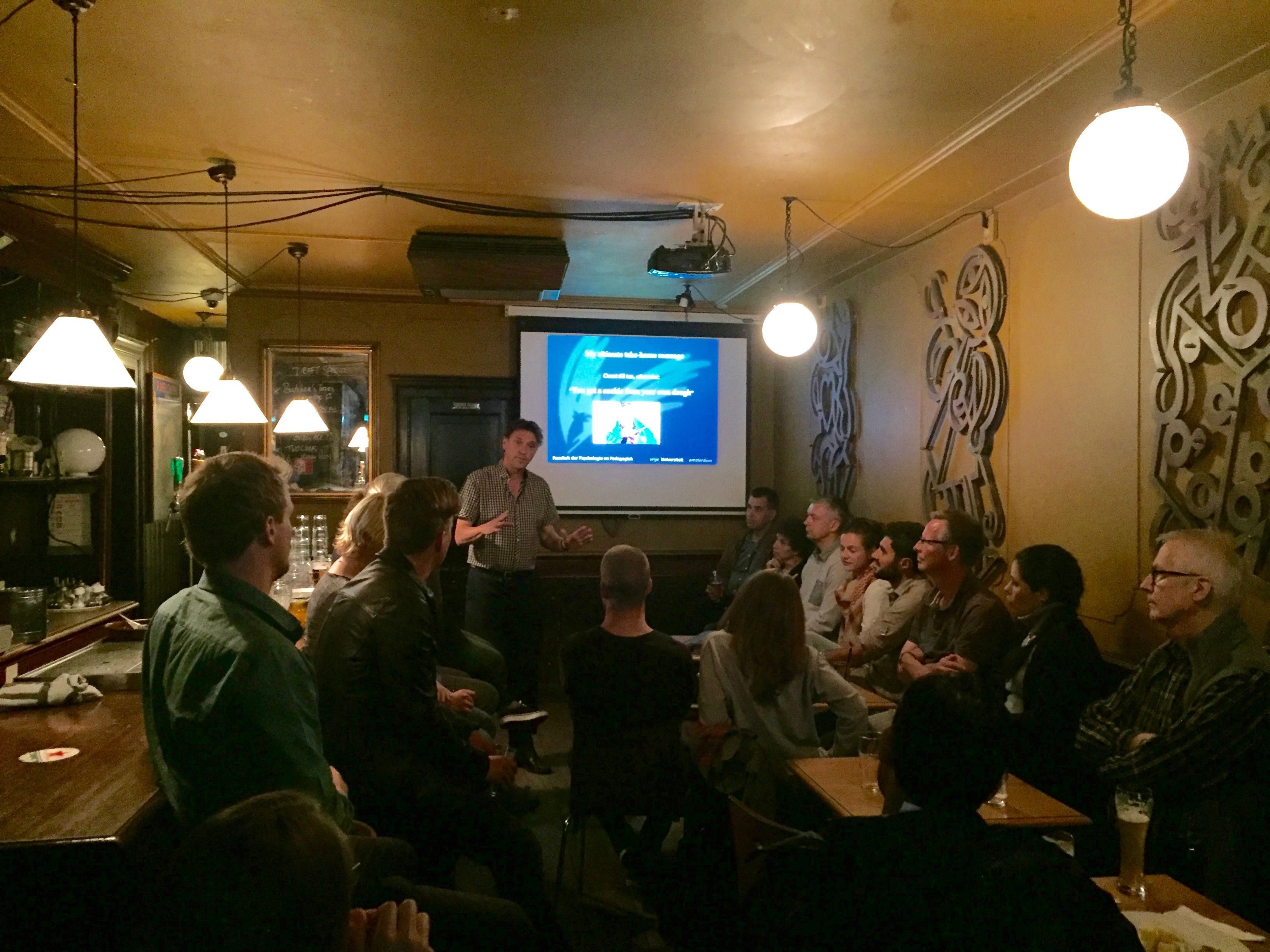 Amsterdam Skeptics in the Pub