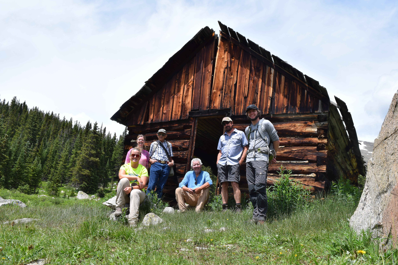 Hiking into Colorado's Past