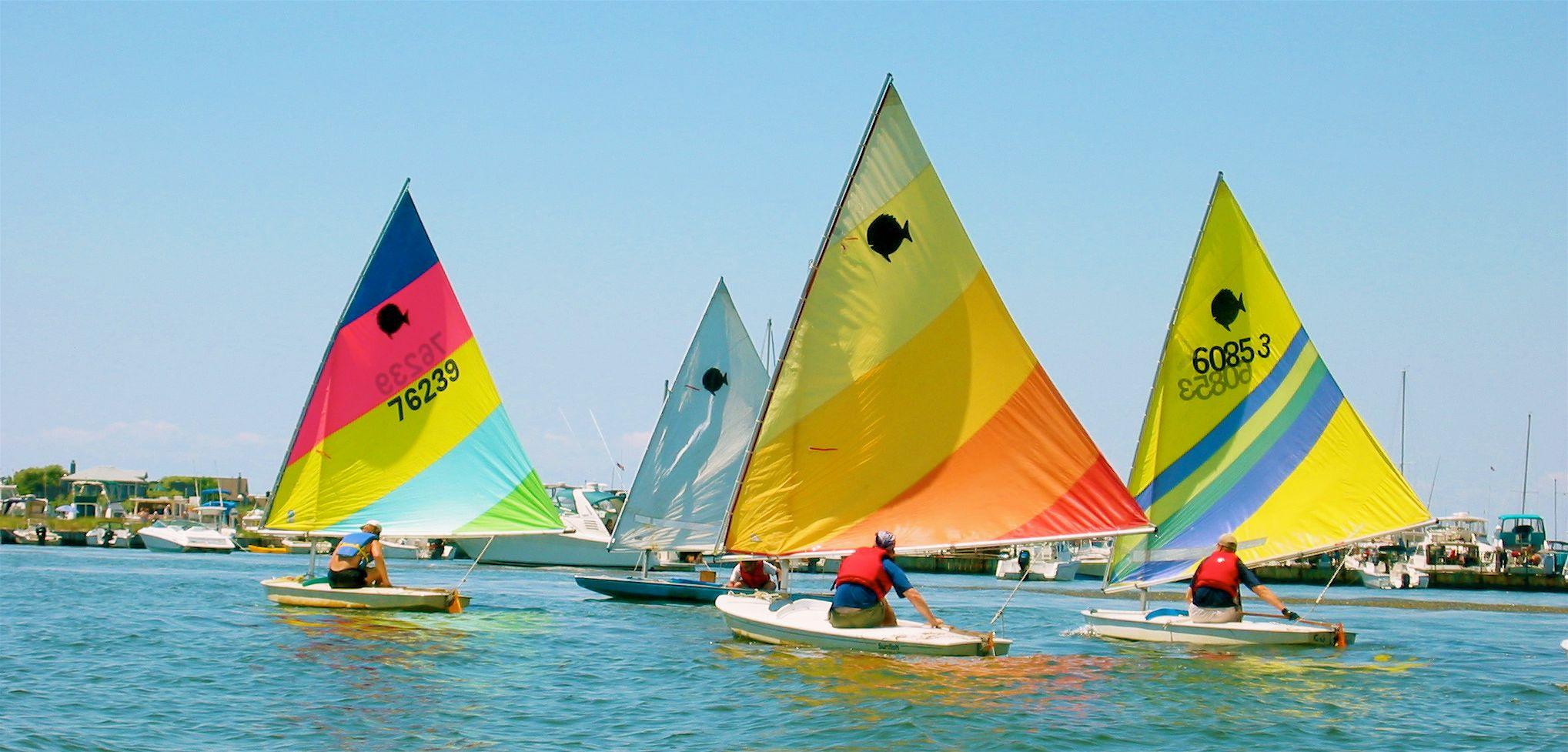 Fire Island Sailing Alliance Bay Shore NY Meetup