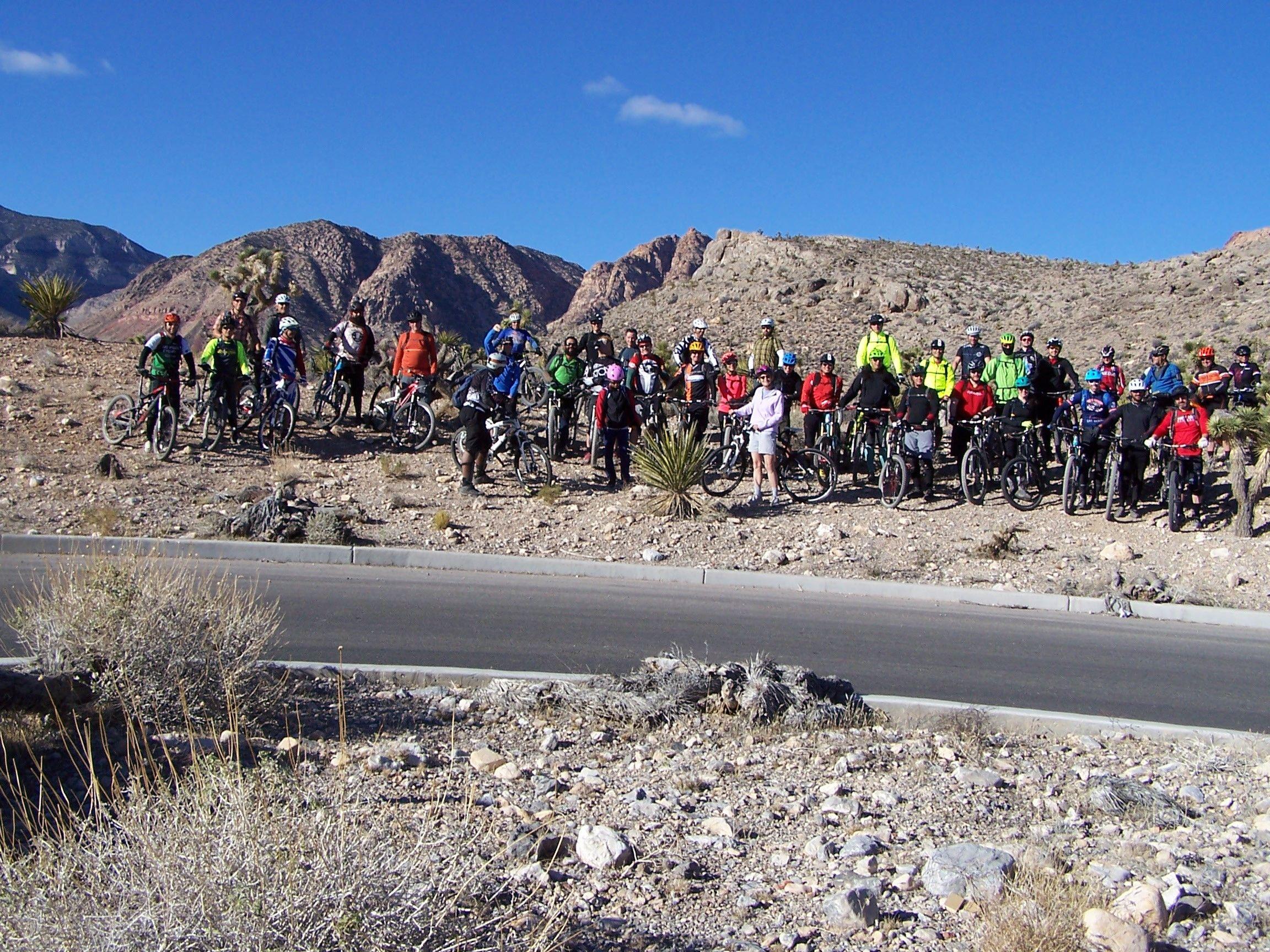 Mountain Bike Las Vegas
