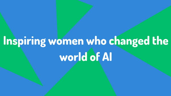 Rdg Cafe Sci: Inspiring women who changed the world of AI