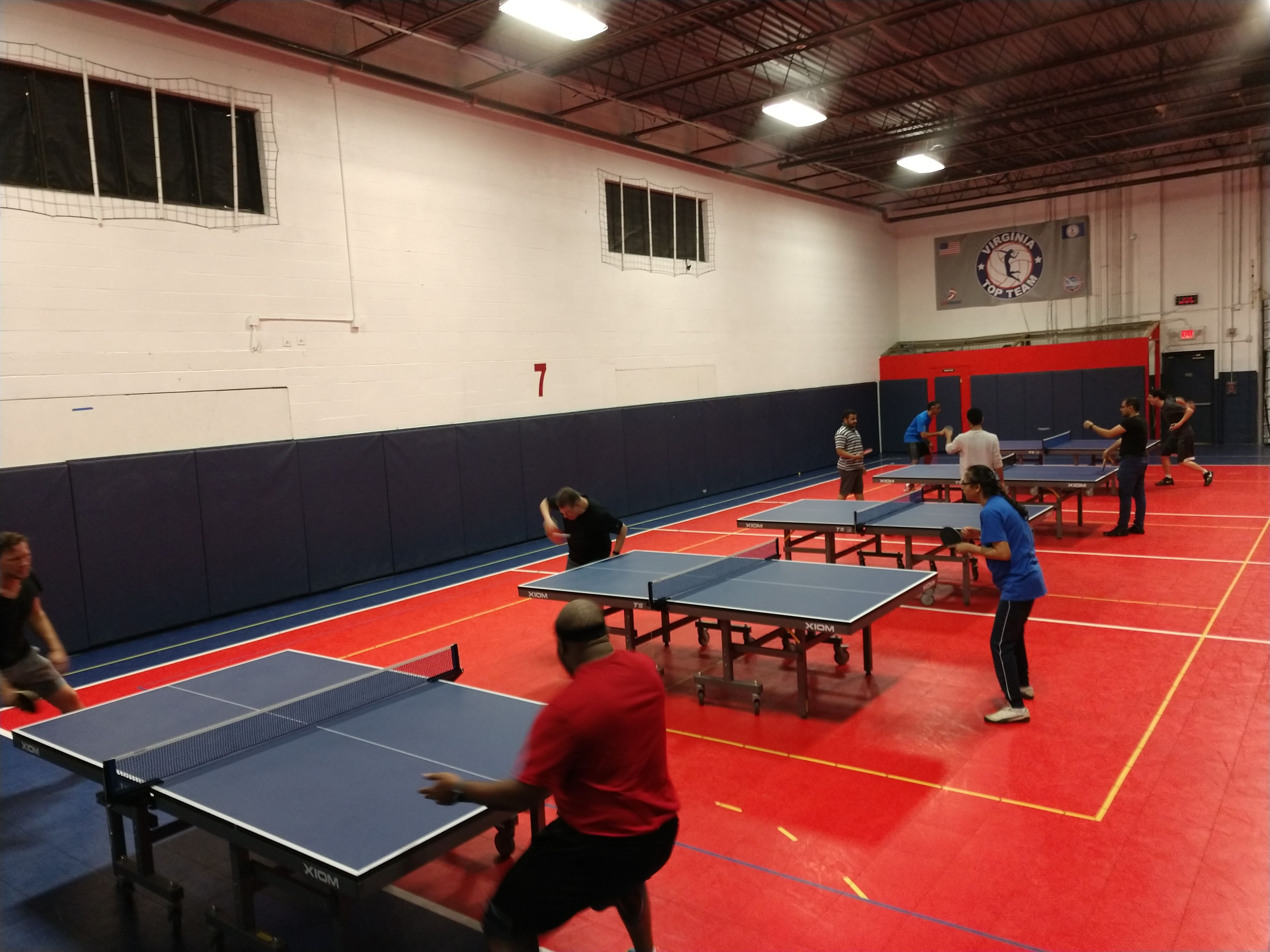 Table Tennis(Ping Pong) Sterling-Herndon-Ashburn