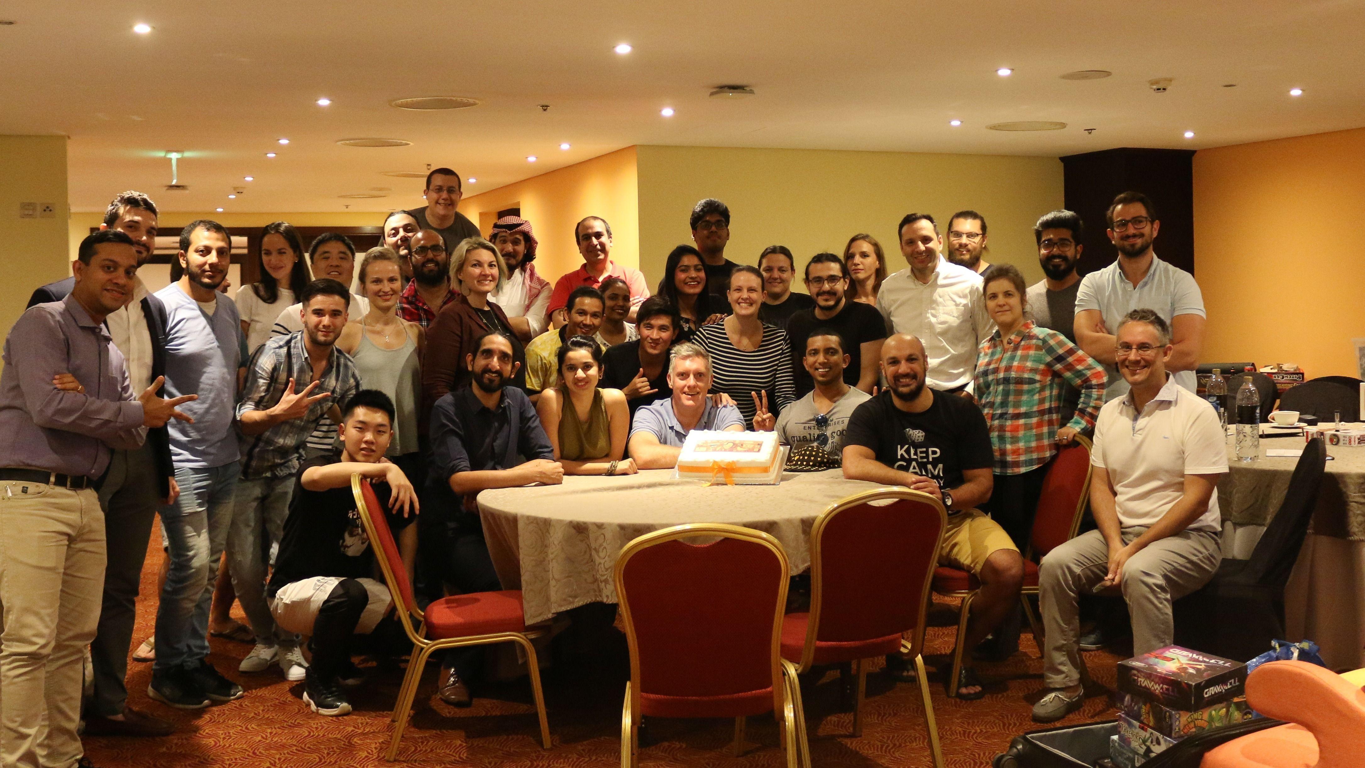 Dubai Board Gamers
