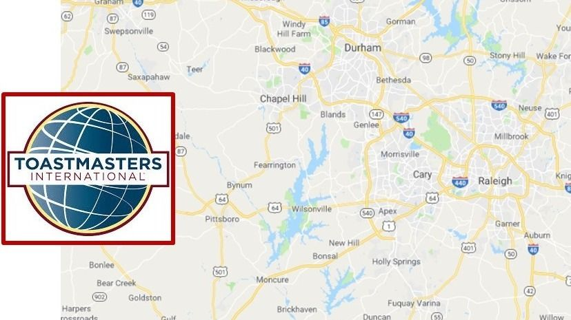 Raleigh-Durham-Chapel Hill Toastmasters Meetup