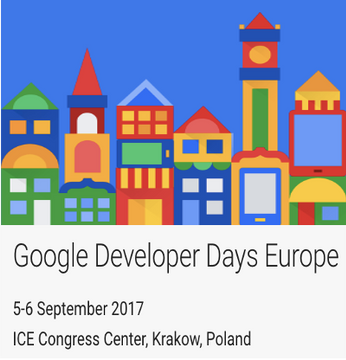 Google Developer Days Europe