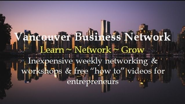 Vancouver Business Network