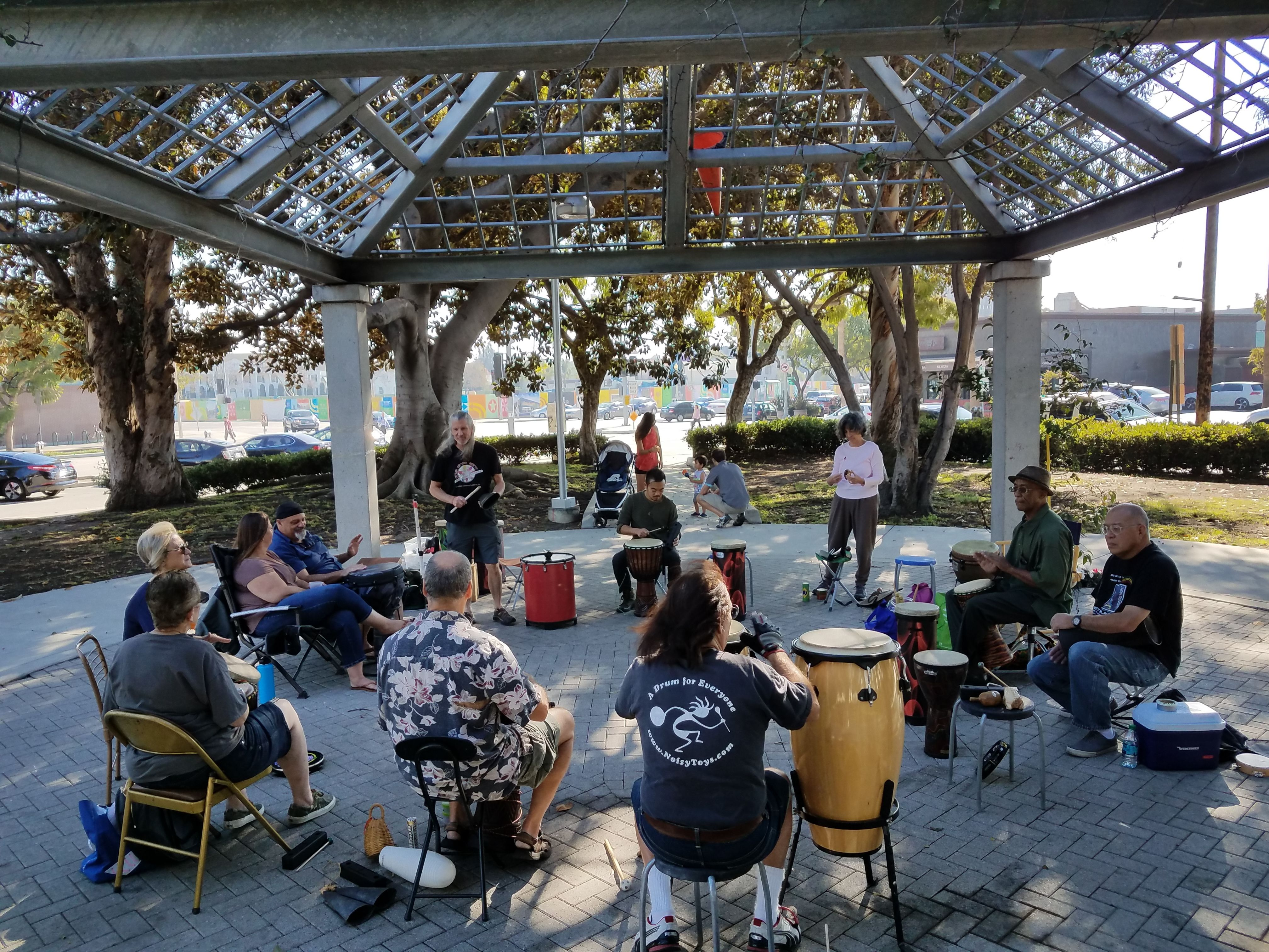 The Culver City Drum Circle Meetup