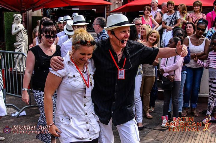 Learn some Cuban Style Salsa in Leamington Sp