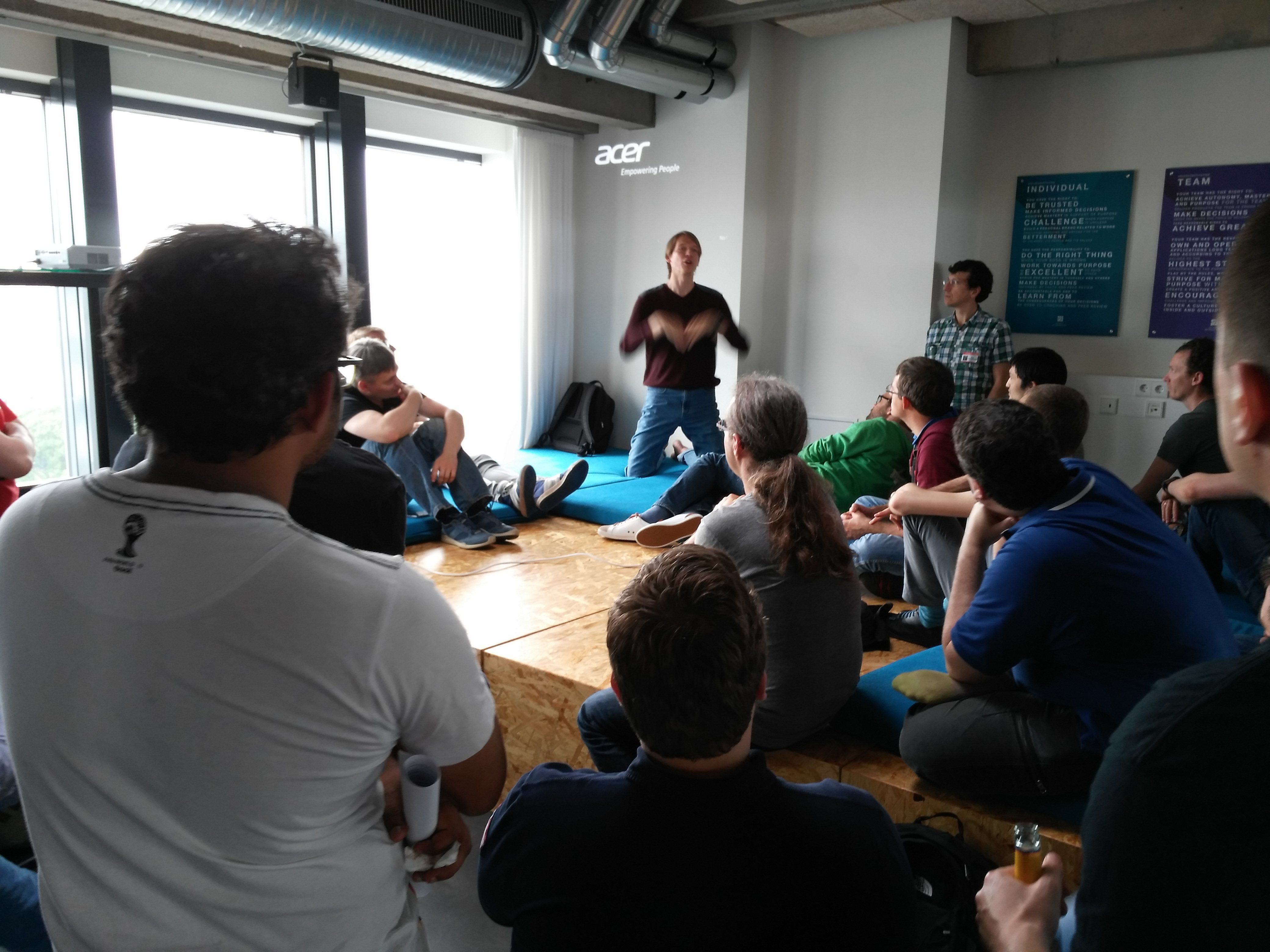 Scala Community Meetup